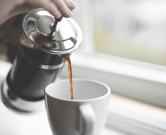 pouring-coffee